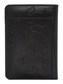 Radley Oriel black passport cover