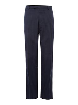 Oakland Textured Stripe Suit Trouser