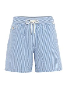Polo Ralph Lauren Seersucker Swim Shorts