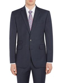 Turner & Sanderson Devonshire Check Suit Jacket