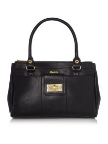 Ollie & Nic Bella black medium tote