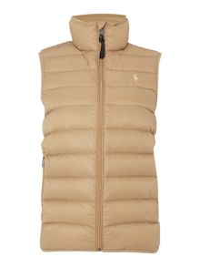 Polo Ralph Lauren Lightweight Nylon Gilet