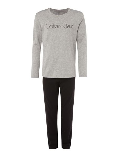 Calvin Klein Boys Top and Bottom Jersey Pyjamas