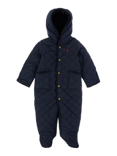 Polo Ralph Lauren Baby Boys All In One Snow Suit