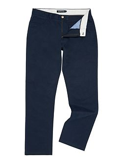 Smith 5 Pocket Twill Trouser