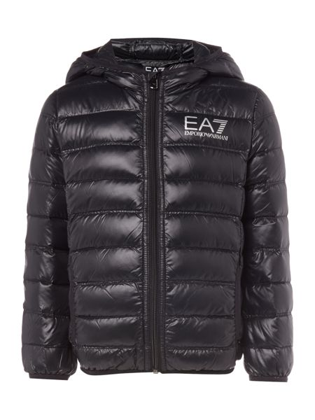 EA7 Junior Boys Pack Away Padded Jacket