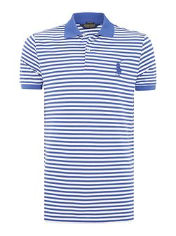 Pro fit tour short sleeve polo