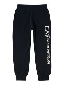 EA7 Junior Boys EA7 Tracksuit Bottoms
