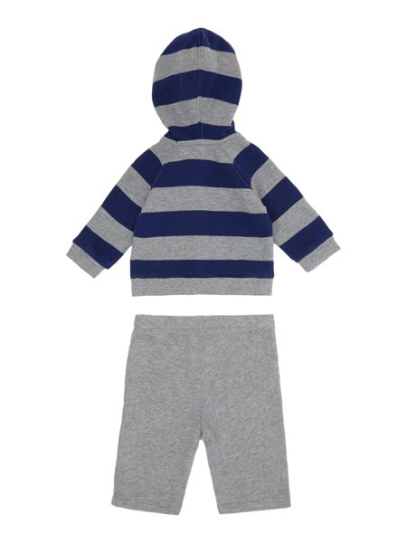 Polo Ralph Lauren Baby Boys Stripe 2 Piece Sweat Set