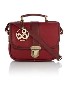 Ollie & Nic Lou red crossbody