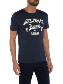 Jack & Jones Raffa Logo Short Sleeve T-shirt