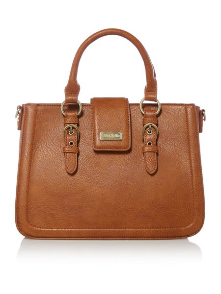 Ollie & Nic Rita Tan Tote Bag