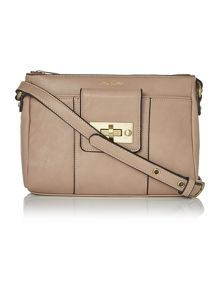 Ollie & Nic Bella Neutral Small Crossbody
