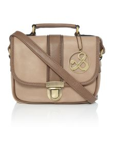Ollie & Nic Lou Neutral Crossbody
