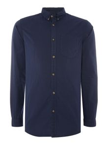 Jack & Jones Long Sleeve Button Through Shirt