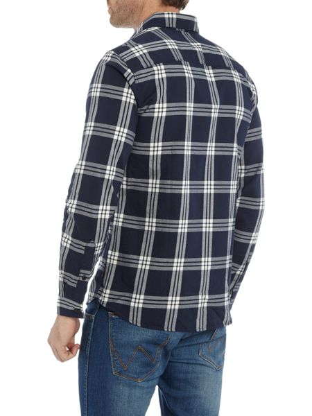 Jack & Jones Checked Long Sleeve Shirt
