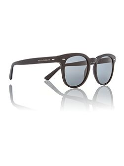 Black phantos DG4254 sunglasses