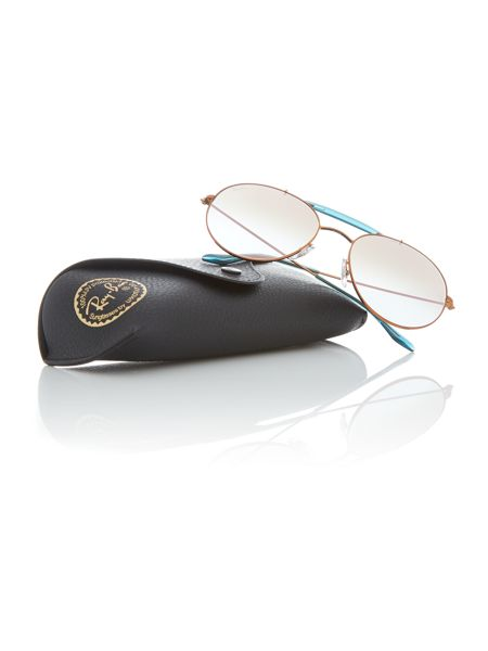 Ray-Ban Bronze phantos RB3540 sunglasses