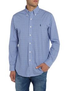 Polo Ralph Lauren Golf Multi check long sleeve shirt