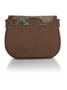 Ollie & Nic Elsa Multi Saddle Bag