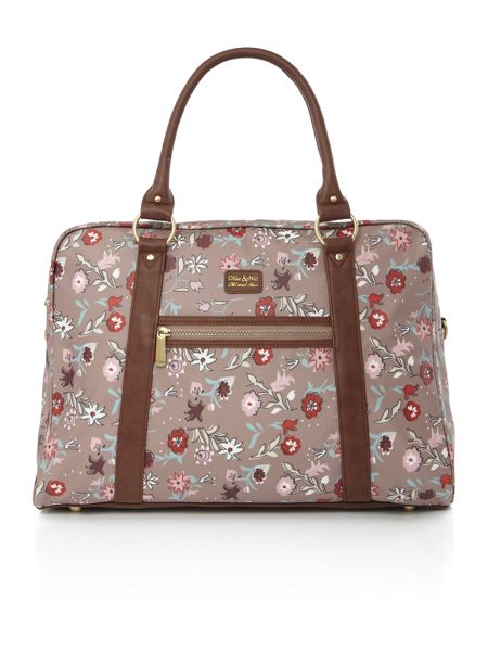 Ollie & Nic Tapestry Morrs Multi Large Holdall