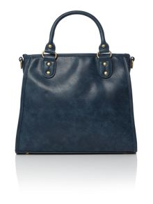 Ollie & Nic Dougal blue shoulder bag