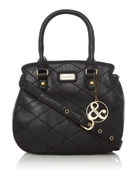Ollie & Nic Foster Black Shoulder Bag