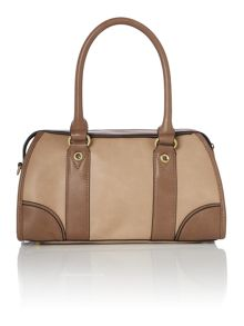 Ollie & Nic Lou Neutral Shoulder Bag