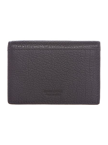 Vivienne Westwood Balmoral black card holder