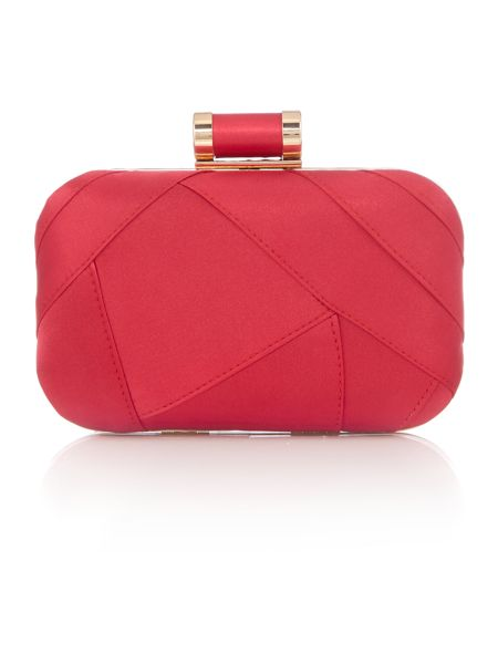 Linea Box clutch