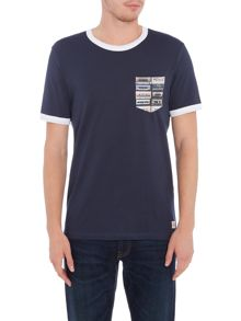 Jack & Jones Retro Cassette Pocket T-shirt