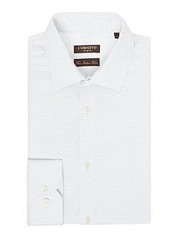 Ramini Italian Fabric Textured Shirt