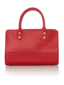 Lulu Guinness Daphne Smooth Leather Small Bag