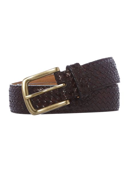 Howick Plaited Belt