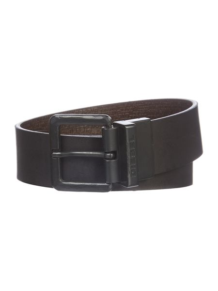 Diesel B-Twin Reversible Leather Belt