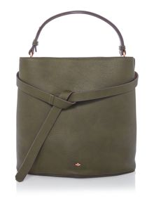 Nica Corina green medium hobo bag