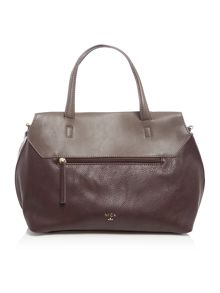 Nica Fia purple tote bag