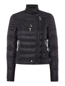 Polo Ralph Lauren Asymmetric Zip Down Jacket