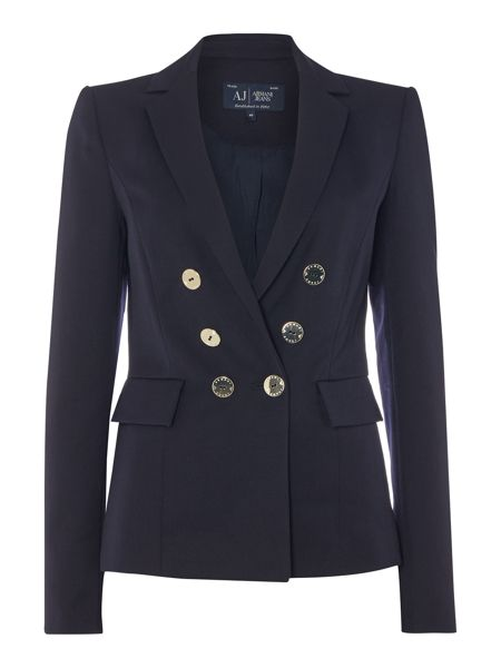 Armani Jeans Double breasted blazer