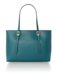 Guess Isabeau green large tote bag