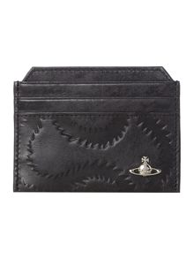 Vivienne Westwood Belfast Patterned Credit Card Holder