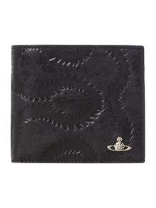 Vivienne Westwood Belfast Patterned Billfold Holder