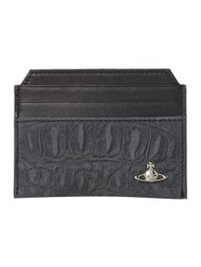 Vivienne Westwood Amazon Croc Credit Card Holder