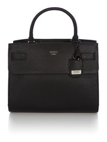 Guess Cate black tote bag