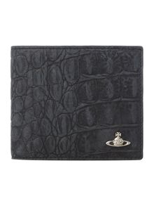 Vivienne Westwood Amazon Croc Billfold Wallet