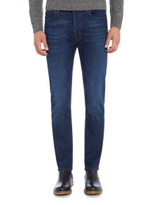 Vivienne Westwood New classic tapered fit mid wash jeans