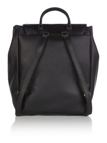 Guess Florencia black studded backpack