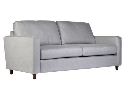 Living by Christiane Lemieux Milo sofabed sumatra light grey, dark leg