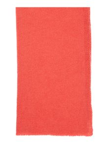 Royal Speyside Cashmere knitted scarf