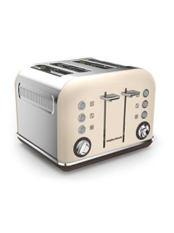Accents Special Edition 4 Slot Toaster Sand